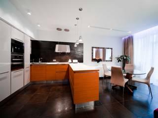 City Oasis - таунхаус в Куркино Nr.1 Кухни в эклектичном стиле от ODS Laboratory Architecture & Design Эклектичный