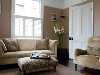 Victorian Townhouse Classic style living room by Etons of Bath Classic