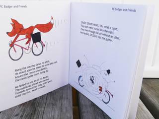 Children's Poem Book:   by Cairn Wood Design Ltd