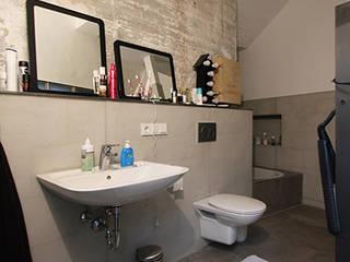Baños de estilo industrial de tbia - Thomas Bieber InnenArchitekten Industrial