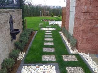 Сад в стиле модерн от GREENLİNE PEYZAJ Модерн