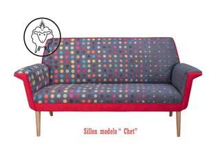 CASA FAD ห้องนั่งเล่นโซฟาและเก้าอี้นวม