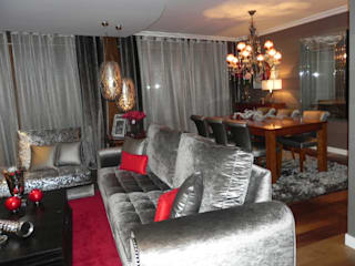 Salas de estilo clásico de BONSAI S.L Clásico