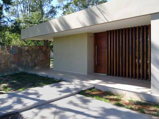 Casa D3 - RESIDENCIA DE FIN DE SEMANA: Casas de estilo moderno por D'ODORICO OFICINA DE ARQUITECTURA