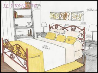Casa Effe_PROGETTO:  in stile  di progettomyhome