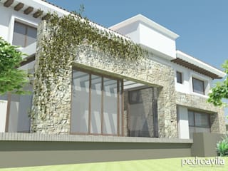Houses by pedroavila.com.mx,