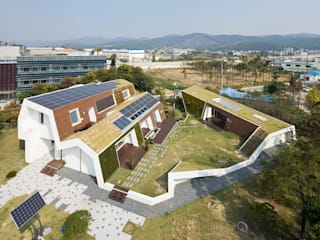 E+ Green Home: UnSangDong Architects의