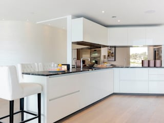 Kitchen by homify Modern