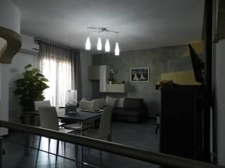 Livings modernos: Ideas, imágenes y decoración de SOGEDI costruzioni Moderno