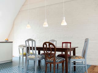 Dining room by Bachmann Badie Architekten,