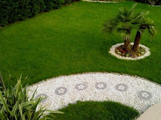 Jardines de estilo rural por Bahçevilla Peyzaj Tasarım Uygulama