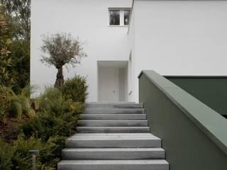1295 Winterthur - Zugang:  Häuser von Dominic Schmid Architektur