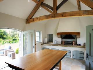 Le Pres de Bas:  Kitchen by CCD Architects