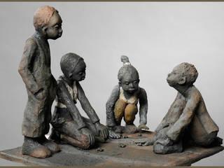sculptures:  de style  par Joelle Gervais