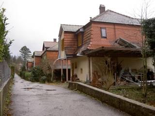 Erweiterung und Umnutzung Wohnhaus Biel von sim Architekten GmbH