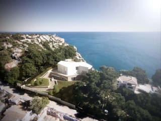Mediterranean style house by Lemons Bucket Mediterranean