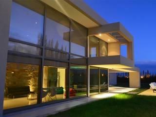 Proyecto VC1 Casas modernas: Ideas, imágenes y decoración de CLEMENT-RICO I Arquitectos Moderno
