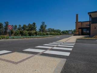 Construction de la nouvelle savonnerie RAMPAL-LATOUR à Salon de Provence par Alphaphoto Industriel