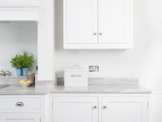 50 shades of grey Chalkhouse Interiors Classic style kitchen