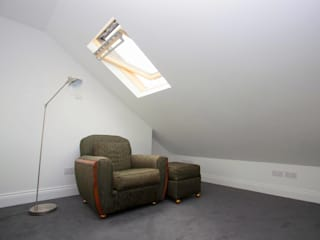 Loft Conversion in Chevening Road, London de City Lofts London Moderno