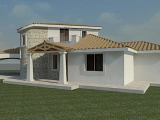 Houses by SOGEDI costruzioni,