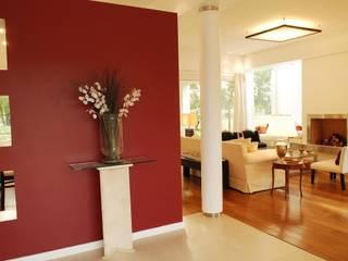 Living room by Estudio de Arquitectura Clariá & Clariá, Modern