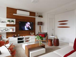 by Duda Senna Arquitetura e Decoração Eclectic