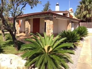 Villasimius Case in stile mediterraneo di Vezzoli Ristrutturazioni S.r.l. Mediterraneo