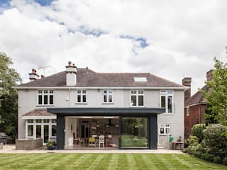 Essex Chic Nic Antony Architects Ltd Modern houses