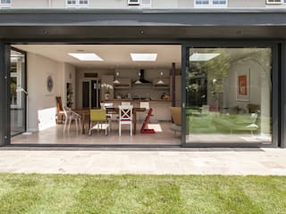 Essex Chic Nic Antony Architects Ltd Maisons modernes
