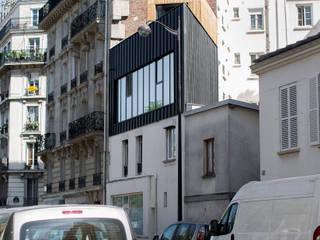 facade: Maisons de style de style Moderne par bump architectes