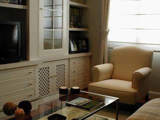 Salón estado definitivo: Salones de estilo colonial de Lidera domÉstica