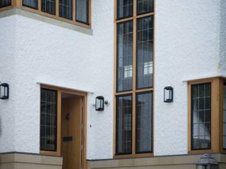 Clement EB24 steel windows homify Pintu & Jendela Minimalis