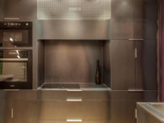Détail de la cuisine . :  de style  par hpm atelier