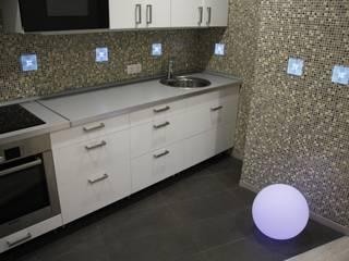 Дизайн-проект двухкомнатной квартиры. Крылатские холмы.: Кухни в . Автор – artzona.ru,