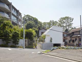 白砂孝洋建築設計事務所 Casas minimalistas