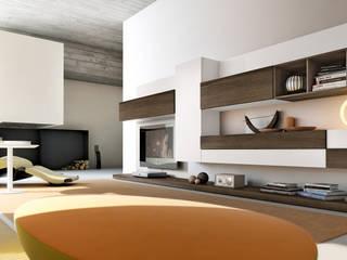 Kreative Point s.n.c Living roomStorage