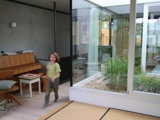 architekturbüro wezel Modern conservatory