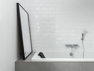 www.niewformie.pl Scandinavian style bathroom