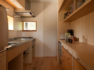 Kitchen by 宇佐美建築設計室