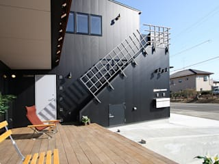 Modern houses by 遠藤浩建築設計事務所 H,ENDOH ARCHTECT & ASSOCIATES Modern
