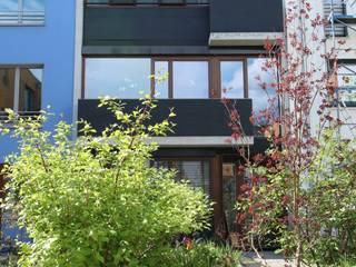 architekturbüro wezel Modern houses