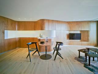 WOHA arquitectura KitchenCabinets & shelves