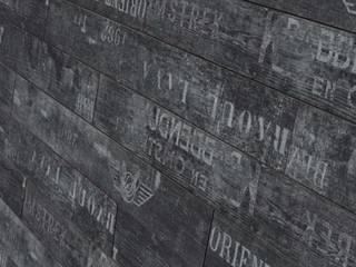 Parador Parke – Parador Siyah Yazılı Laminat Parke:  tarz Duvarlar