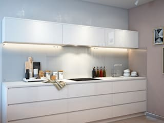 Minimalist kitchen by VAE DESIGN GROUP™ Minimalist