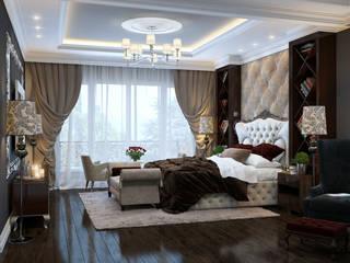 SVAI Studio Klassische Schlafzimmer