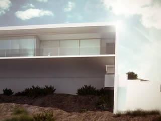 Casas de estilo minimalista de Lemons Bucket Minimalista