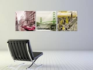 Nowoczesne ściany i podłogi od Klebefieber.de - Apalis GmbH Nowoczesny
