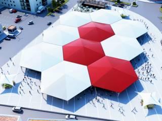 ROAS ARCHITECTURE 3D DESIGN AGENCY Terrazas