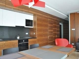modern Kitchen by ENDE marcin lewandowicz